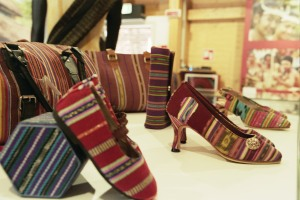 Shoes in African Traditional Design