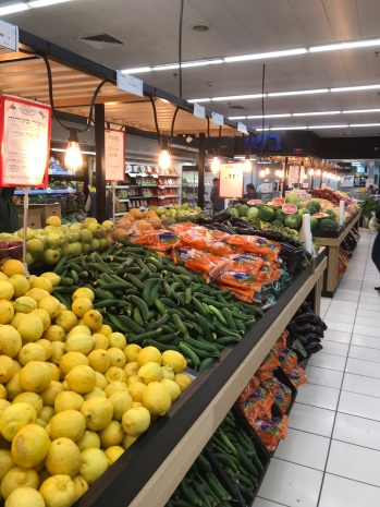 Vegetable Fresh Produce at Mega Supermarket (New)